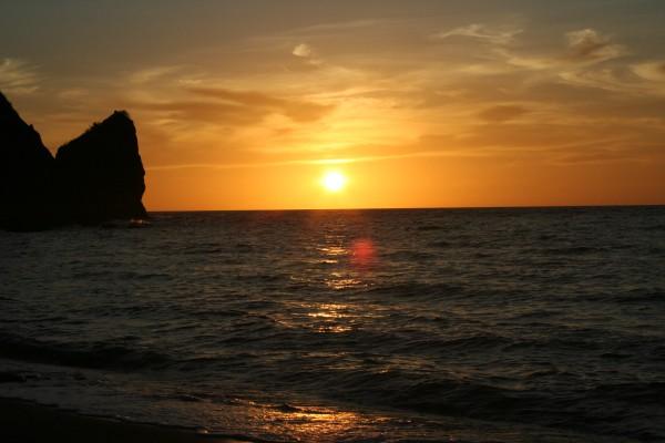 Sunset sa Punta Hagdan, Dao, Antique / Pangga Gen