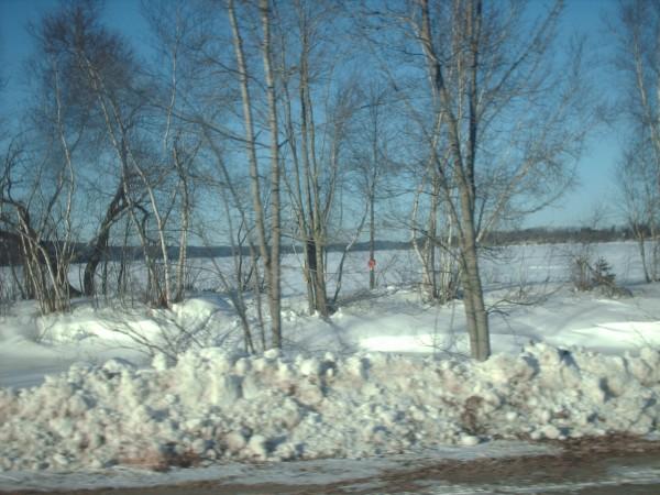 Snow sa Maine