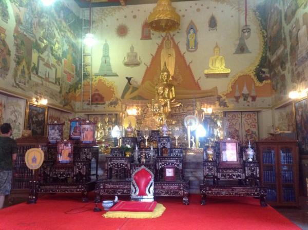 Sulod ka Templo