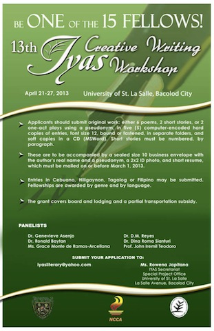 14th iyas extremely creative authoring workshop