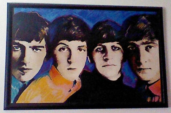 Ang Beatles.