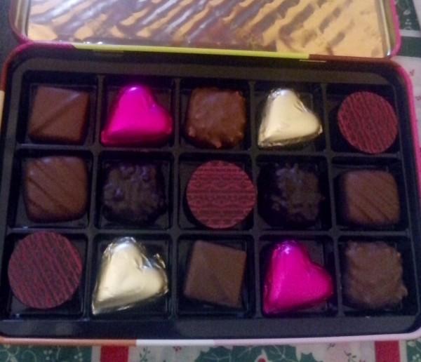 Ang tsokolate makabulig buol ka stress