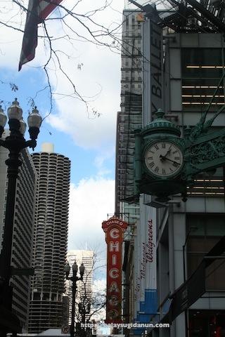 Sa Michigan Avenue