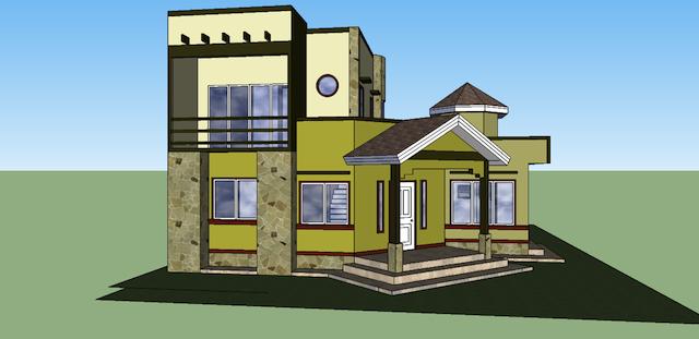 Dream House ni Eking