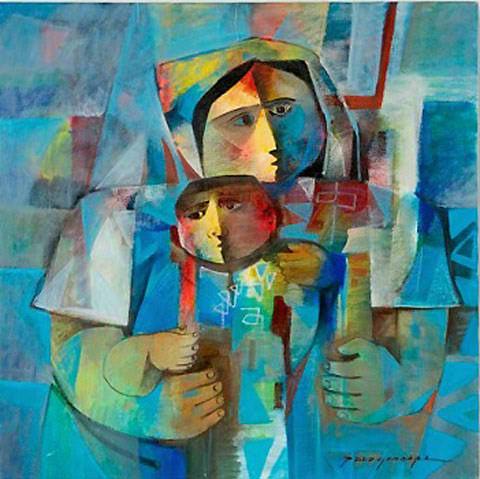 Pinta ni Paco Gorospe, Picasso kang Pilipinas
