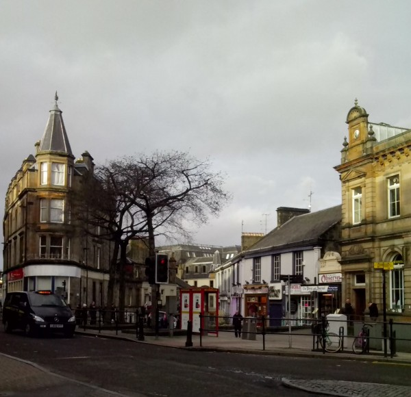 Stirling City Center