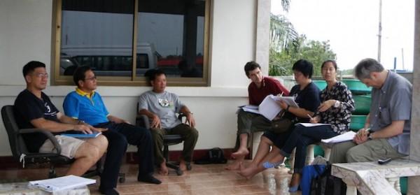 Interview sa tag-iya kang punong kang pasayan.