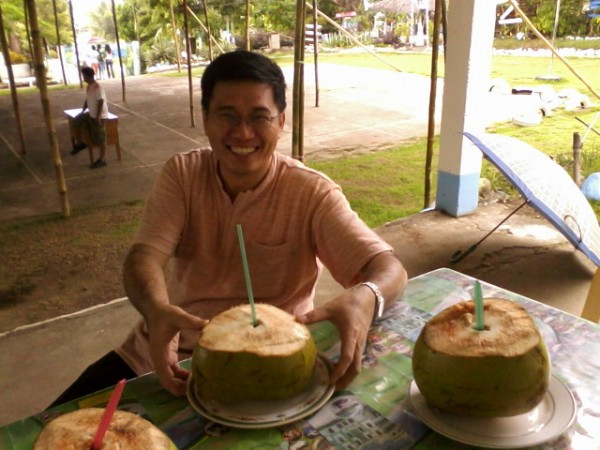 Pag-enjoy kang katam-is kang butong kon mainit.