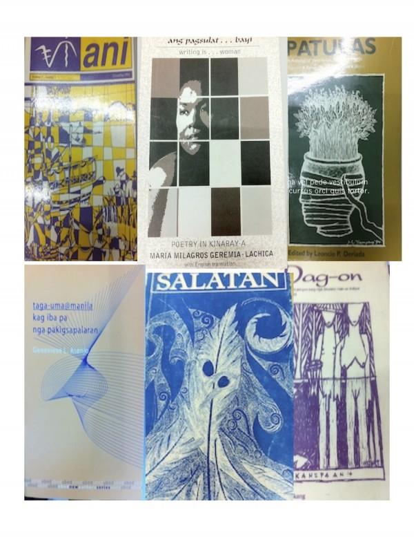 Pira ka mga libro sa kontemporaryo nga Panulatan sa Kinaray-a.