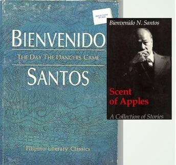 Bienvenido Santos' The Day the Dancers Came