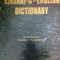 Kinaray-a - English Dictionary ni Vicente Pangantihon