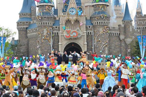 Tokyo Disneyland / disneyparks.disney.go.com