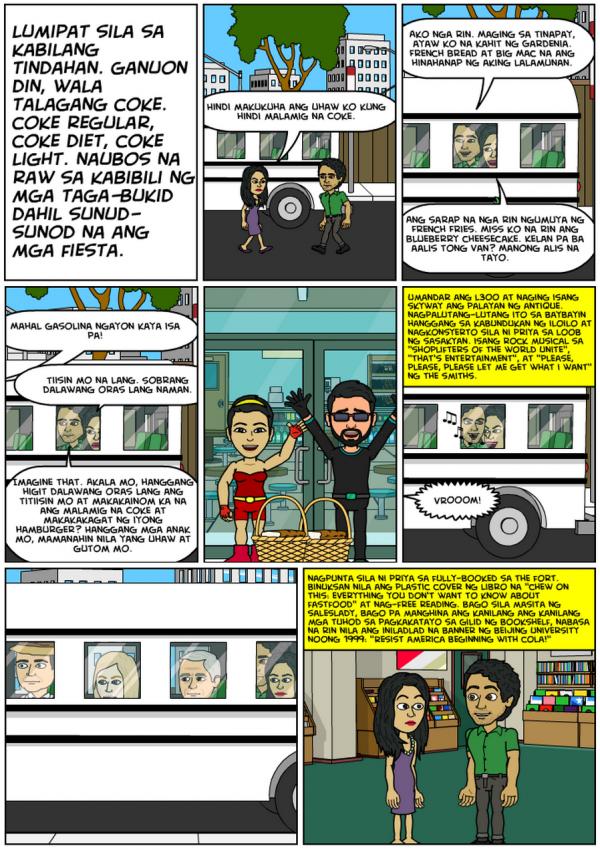 Lumbay ng Dila - Chapter 37 Comics (Page 2)