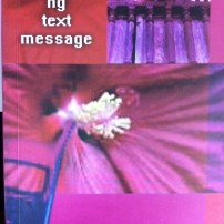 Pula ang Kulay ng Text Message (University of San Agustin Ptess, 2006), koleksyon kang mga binalaybay sa Kinaray-a. May lubad sa Filipino.