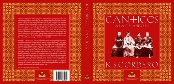 CANTICOS: APAT NA BOSES (University of Santo Tomas Publishing House, 2013)
