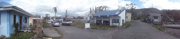 Halit ni SuperTyphoon Yolanda sa Barbaza, Antique/Litrato: Faith Asenjo-Laurio