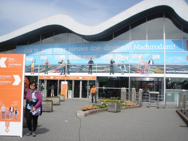 Madurodam, gamay nga Netherlands