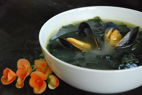 Miyeok-guk ukon seaweed soup / Imahe halin sa Google