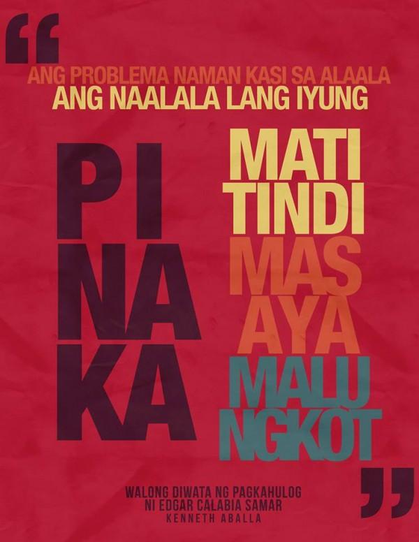 Walong Diwata ng Pagkahulog ni Edgar Calabia Samar