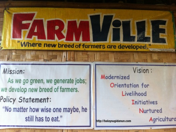 This 4-year old  FarmVille is owned and managed by the municipality of San Jose. Open to the public.