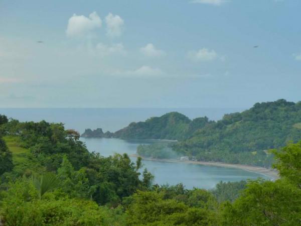Ang linya kang baybay kang Dao halin sa Bukid Aliwliw /Xtrailrider /Via Google Map