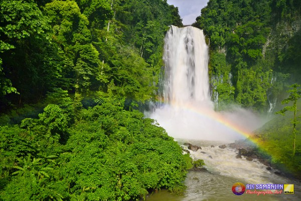 Maria Christina Falls, Iligan City /via Google