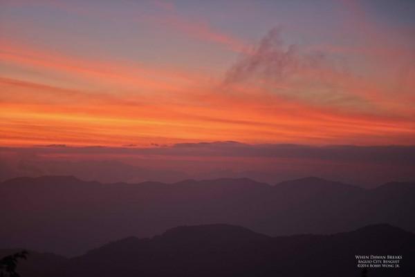 """""""When Dawn Breaks"""" / Bobby Wong, Jr. /http://www.postcardsfrommanila.com/"""