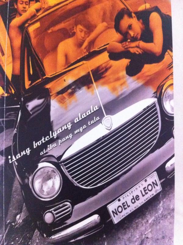 Una nga libro kang mga binakaybay sa Filipino ni Noel de Leon.