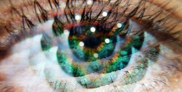 """Strange double vision"" by Elena Kulokiva via www.lostaeminor.com."