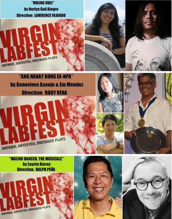Virgin Labfest 3