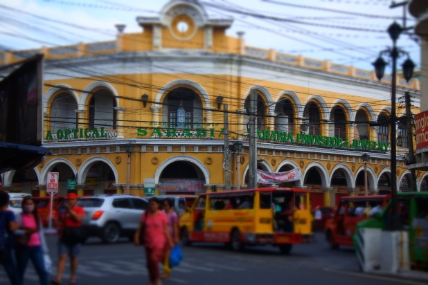 Downtown Iloilo City